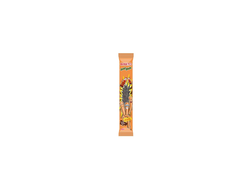 Bebeto Stick 35g Cola