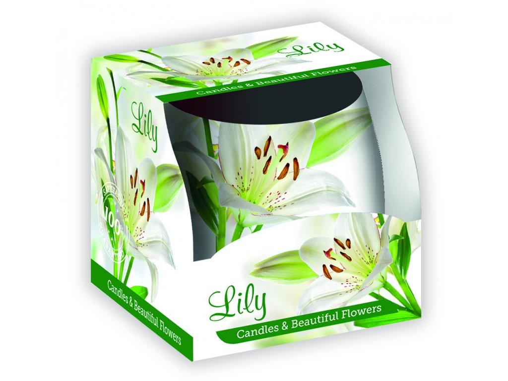 SANTO Vonné Svíčky 100g Lily