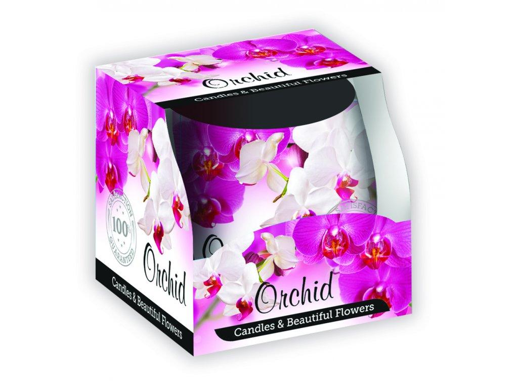 SANTO Vonné Svíčky 100g Orchid