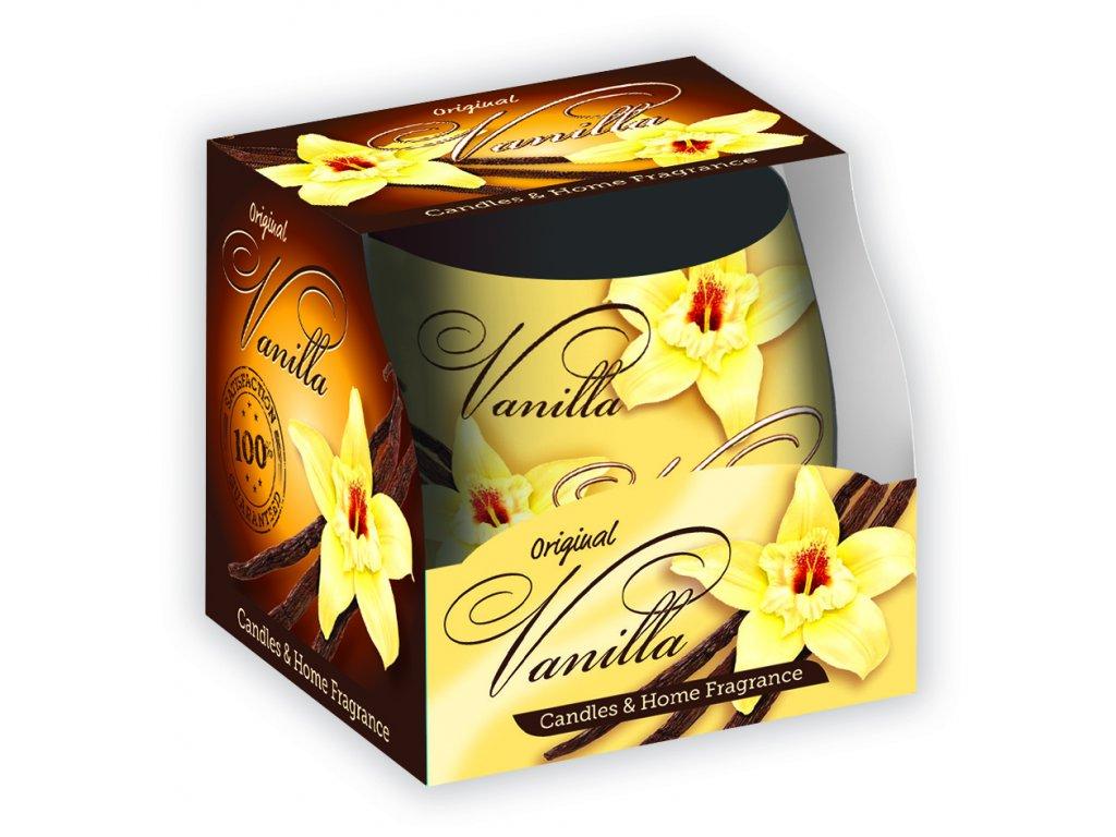 SANTO Vonné Svíčky 100g Vanilla