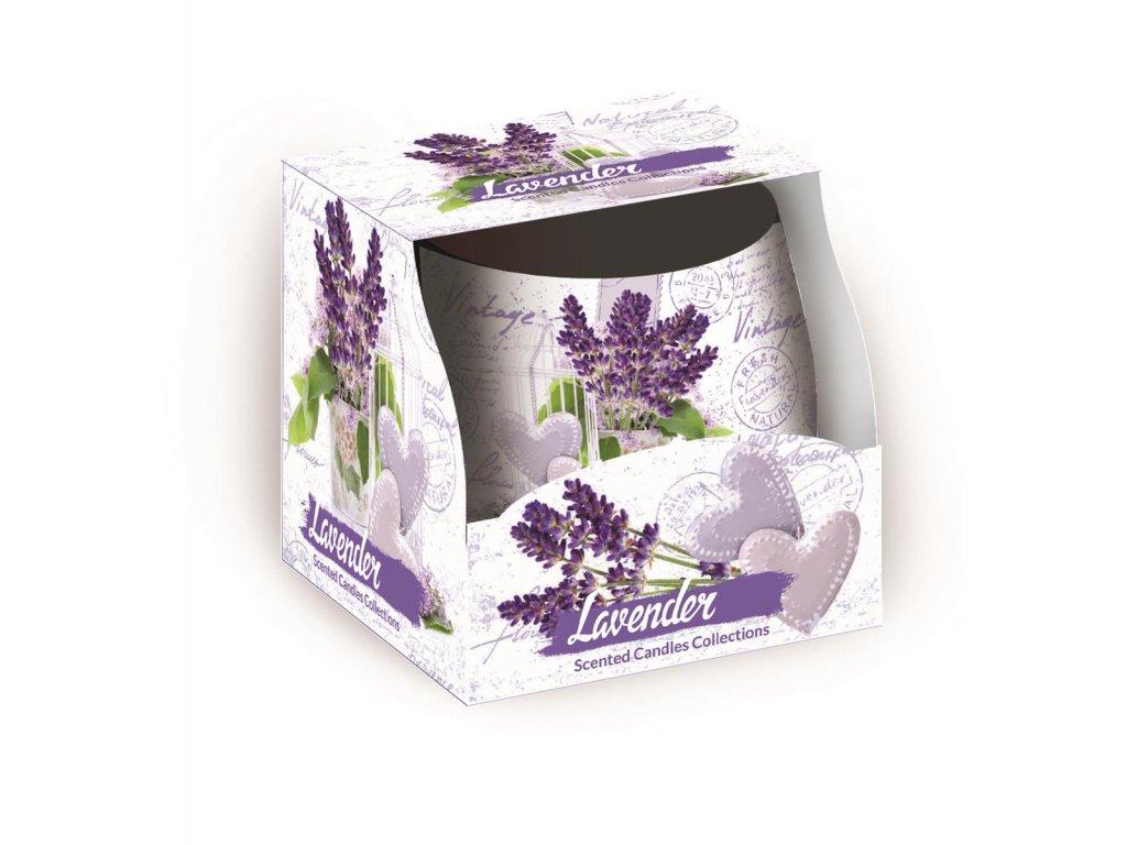 SANTO Vonné Svíčky 100g Lavender