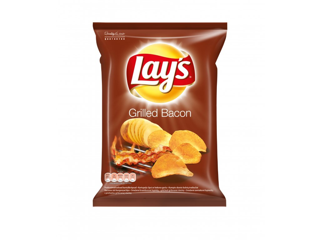 Lays 70g Grilled Bacon