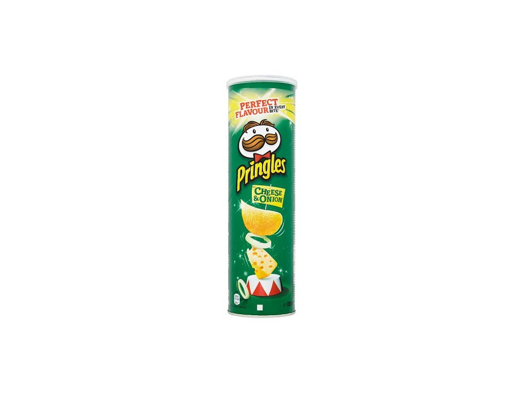 Pringles 165g Cheese & Onion