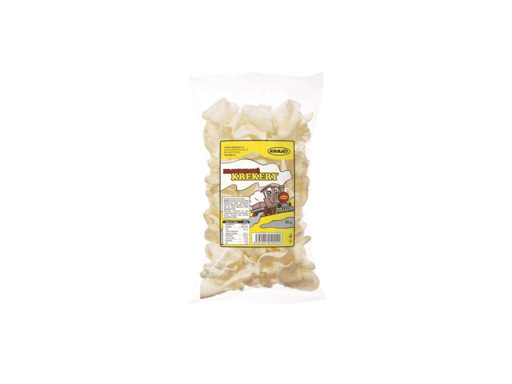 Bramborové krekery 50g