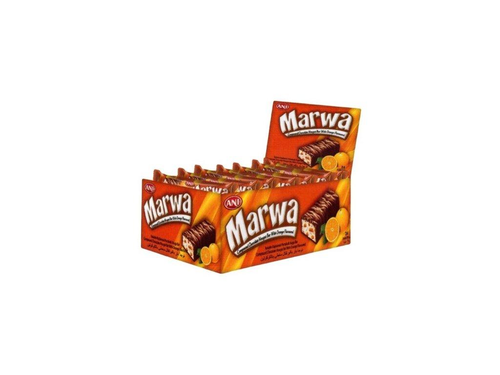 Marwa 22 gramů Pomeranč