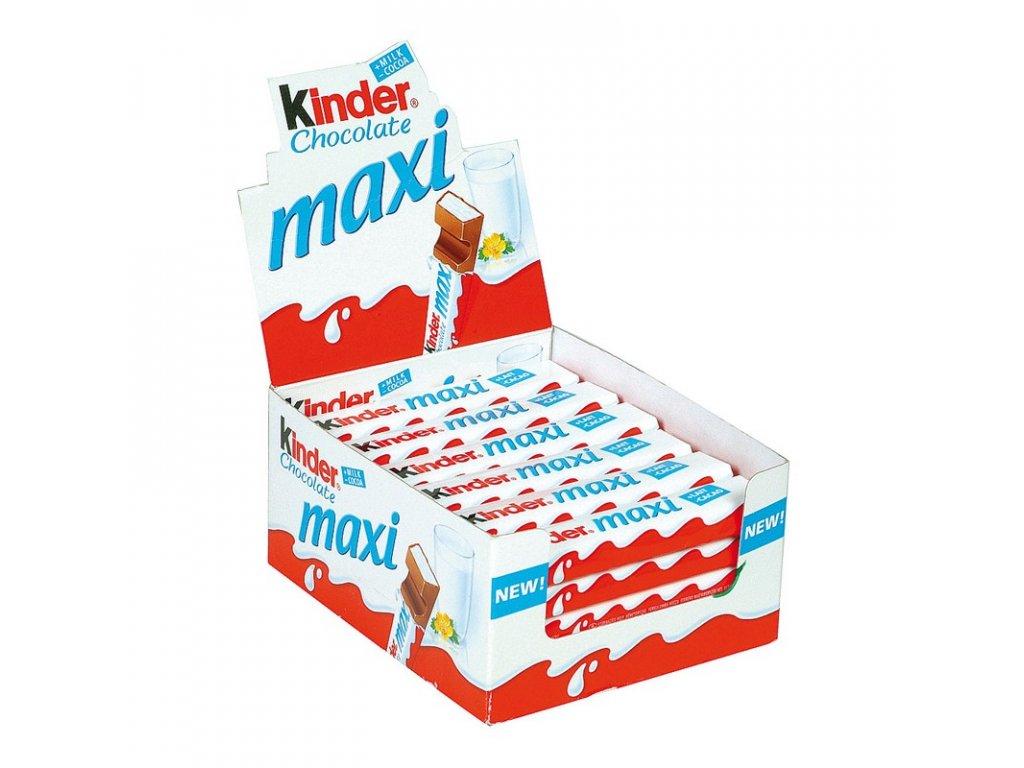 Kinder Chocolate MAXI 21g