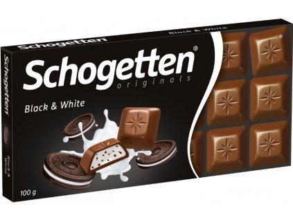 Schogetten 100g Black & White