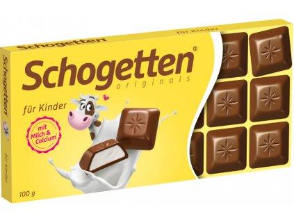 Schogetten 100g for Kids