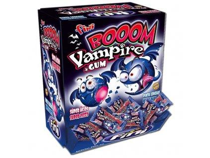 FINI Žvýkačky Booom Vampire 5 g BOX 200 žvýkaček