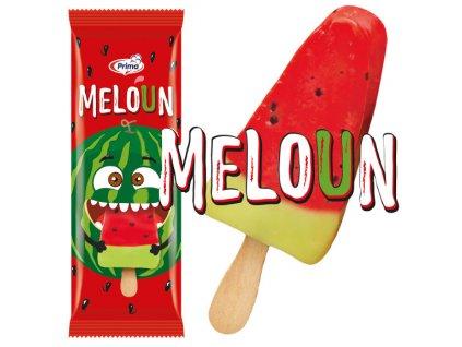 Meloun dětská zmrzlina 80 ml