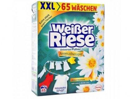 Weisser Riese prací prášek 3,575kg Universal Bali Lotus&Lily - 65 praní