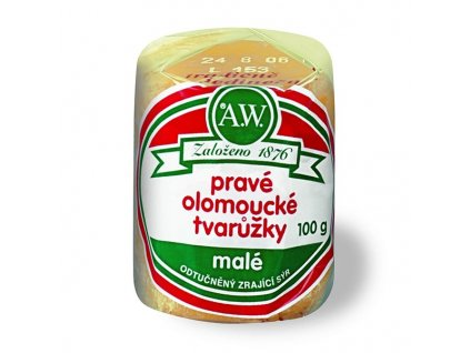 Olomoucké tvarůžky  100 g