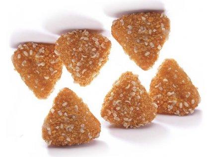 Sedlčanský hermelín předsmažený výseče cena za kilogram.