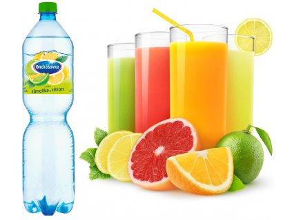 Ondrašovka Limetka s citronem