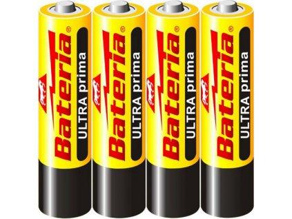 Bateria ULTRA Prima R6 - AA - 1,5V MALÉ