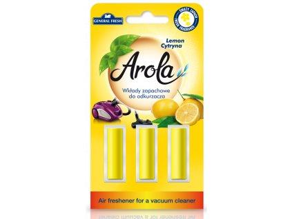 AROLA vůně do Vysavače citron