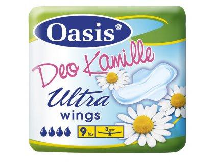 Oasis KAMILLE Ultra Deo singel 9ks 00433