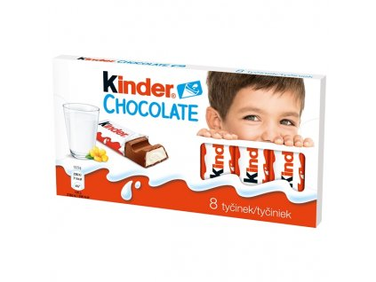 Kinder Chocolate T8 100 g