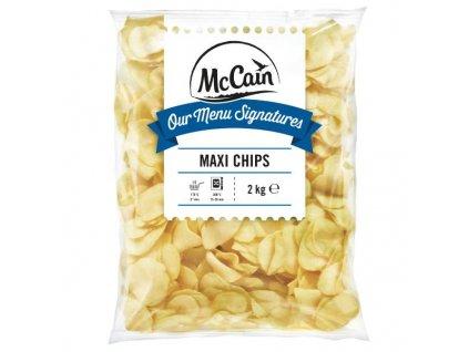 McCain Maxi Chips 2 kg
