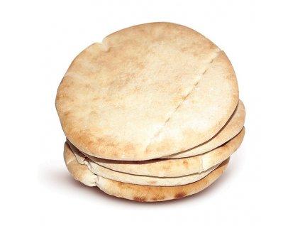 Pitta chléb classic 6 ks x 80 g cena za kus 10 Kč