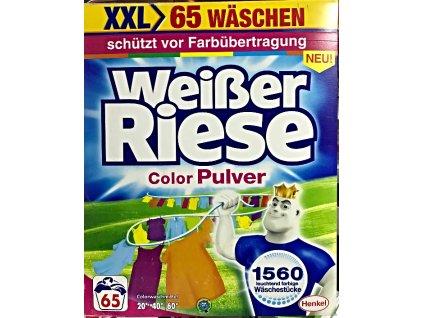 Weißer Riese na barevné prádlo 65 praní 3,5 Kg Německo