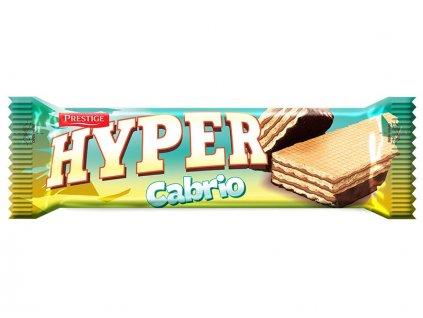 Hyper 51g oplatka Cabrio v mléčné polevě