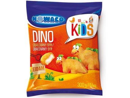 Sýr obalovaný dinosaurus Kids Nowaco  300 g
