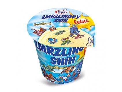 Zmrzlinový sníh vanilkový Prima  350 ml