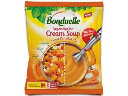 Dýňová polévková zeleninová směs Bonduelle  400 g 3 porce