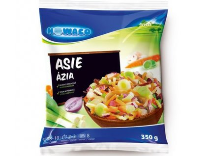 Asie zeleninová směs Nowaco 350 g