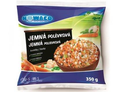 Jemná polévková kostka zeleninová směs Nowaco  350 g