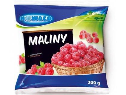 Maliny Nowaco 200 g