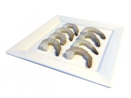 Krevety vannamei ocasy vyloupané 21/25 ks/lb  750 g