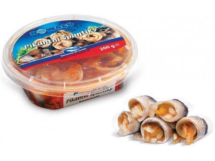 Špuntíky pikantní Nowaco 200 g