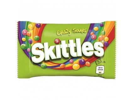 SKITTLES 38g Crazy Sours