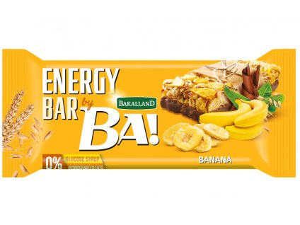 BA! Banana a Chocolate 40g