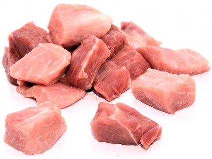 Vepřové maso na guláš z kýty exclusive balení 2 Kg