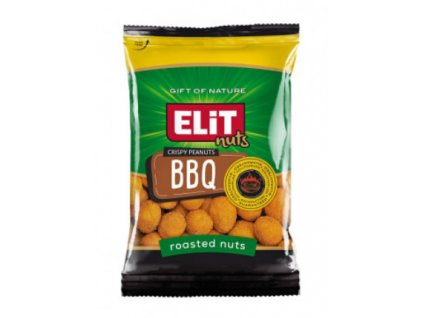 ELIT Arašídové Chipsy 70g BBQ