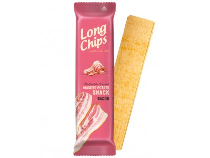 Long Chips 75g Bacon slanina