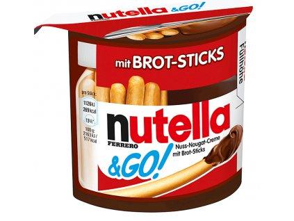 Nutella & GO Bread sticks 52g