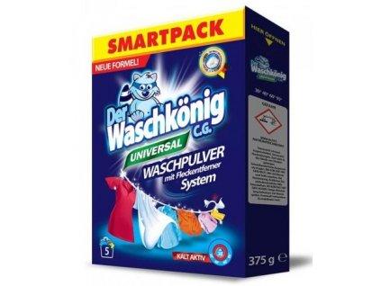 Waschkönig Universal SMARTPACK 375 g prací prášek