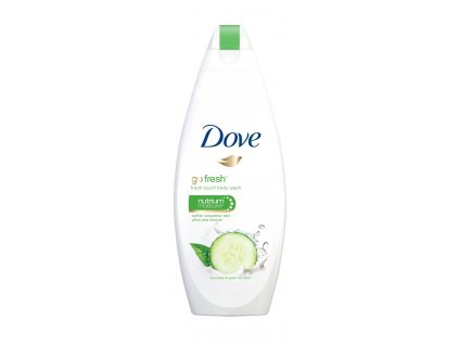 Dove Sprchový Gel 250ml Cucumber & Green Tea Scent