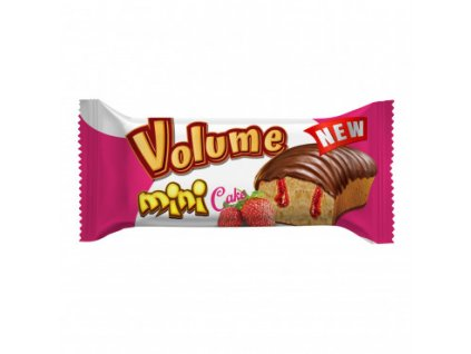 Volume Mini cake 30g jahoda