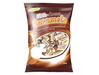 Caramels cocoa 250g
