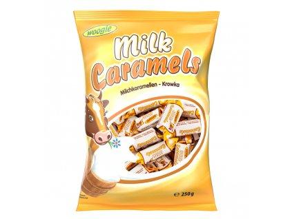Milk caramels 250g