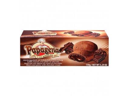 Sušenka s čokoládovou náplní 150g