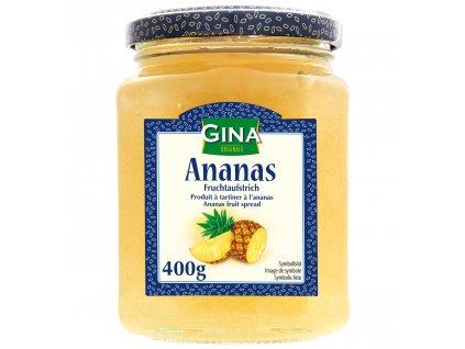 Ananasová marmeláda 400g