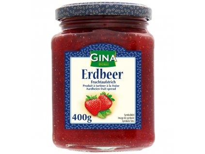 Jahodová marmeláda 400g