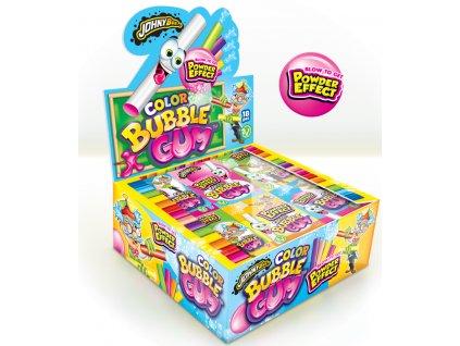 JB žvýkačky krabička s práškem 35g