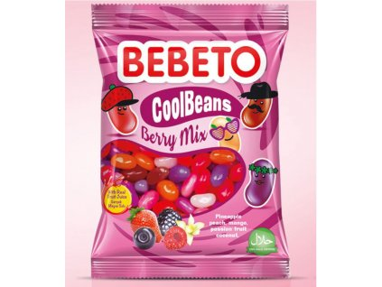 BEBETO CoolBeans 60g Berry Mix